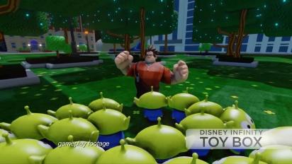Disney Infinity - Wreck-it Ralph - Trailer
