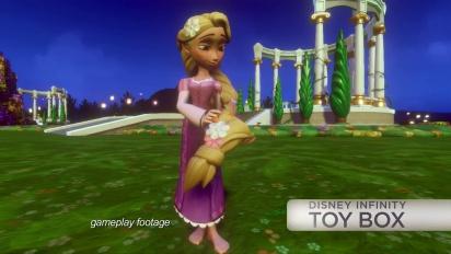Disney Infinity - Rapunzel - Trailer