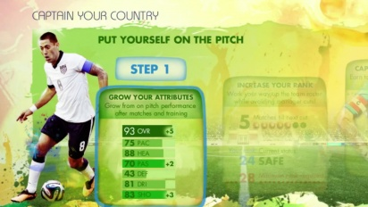 2014 FIFA World Cup Brazil - Gameplay Series - Game Modes