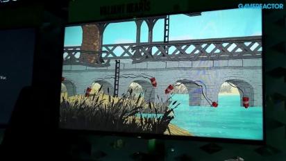 Valiant Hearts: The Great War - E3 2014 Gameplay