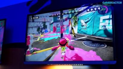 Splatoon - E3 2014 Gameplay (Wii U)