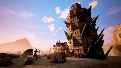 Conan Exiles - Building In The World Of Conan