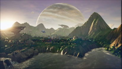 Aven Colony - Ankündigungs-Trailer
