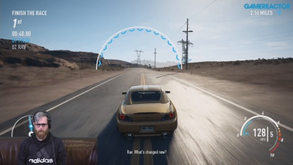 Need for Speed Payback - Livestream-Wiederholung
