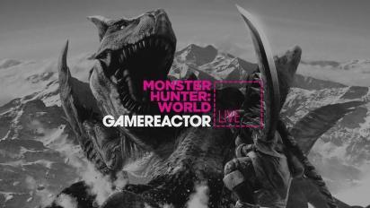 Monster Hunter: World - Livestream-Wiederholung