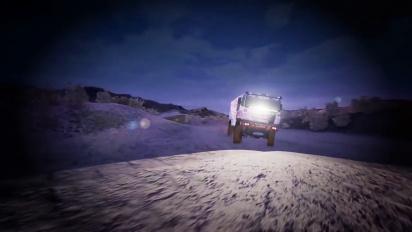 Dakar 18 - Vehicles Trailer