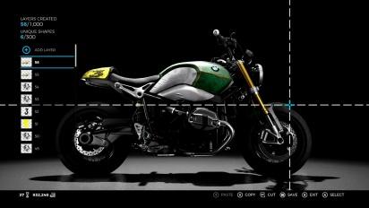 Ride 3 - Extreme Customization Trailer