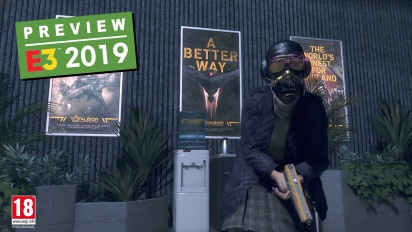 Watch Dogs Legion - E3-Vorschau