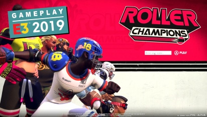 Roller Champions - E3-Gameplay