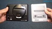 Mega Drive Mini vs. SNES Mini - Hardware-Vergleich