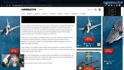 GRTV News - Spielt das nächste Call of Duty zur Zeit des dritten Weltkrieges?