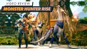 Monster Hunter Rise - Videokritik