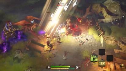 Magic: Legends - Open Beta Gameplay Trailer
