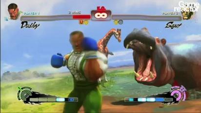 Super Street Fighter IV - Dudley vs Sagat Trailer