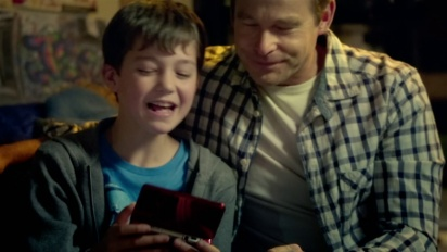 Super Mario 3D Land and White 3DS XL - TV Ad