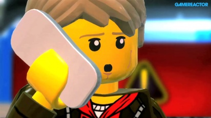 Let's play - Lego City Undercover