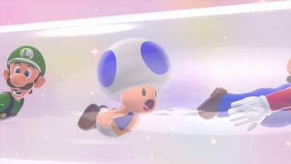 Super Mario 3D World - Accolades Trailer