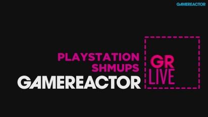 Playstation SHMUPS - Livestream-Wiederholung