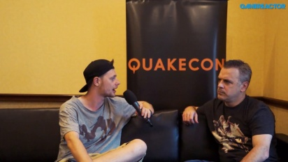 QuakeCon - Interview mit Pete Hines