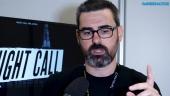 Night Call - Laurent Victorino Interview
