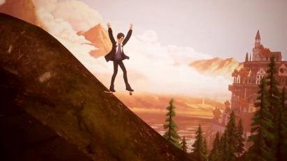 The Artful Escape - X019 Trailer