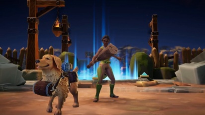 Torchlight III - Forts Feature Trailer