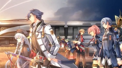 The Legend of Heroes: Trails of Cold Steel III - Switch Launch Trailer