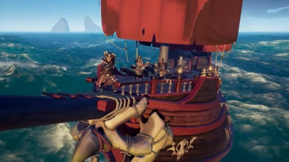 Sea of Thieves - Vaults of the Ancients