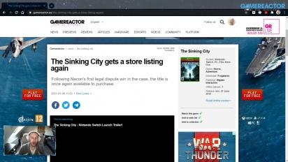 GRTV News - The Sinking City wird wieder digital verkauft
