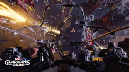 Marvel's Guardians of the Galaxy - PC Tech Trailer