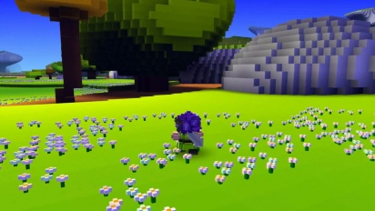 Cube World - Tech Demo Trailer
