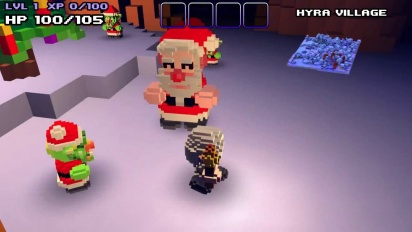 Cube World - Christmas Special Trailer