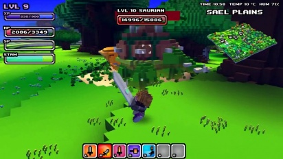 Cube World - Monsters Trailer