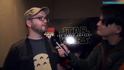 Lego Star Wars: Das Erwachen der Macht - Interview Graham Goring