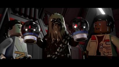 Lego Star Wars: Das Erwachen der Macht - Gameplay Trailer