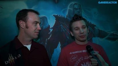Diablo III: Rise of the Necromancer - Interview mit Rob Foote und Matthew Berger
