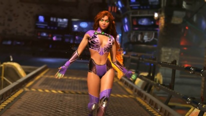 Injustice 2 - Introducing Starfire