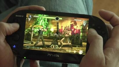 Mortal Kombat - Vita Tips & Tricks Trailer