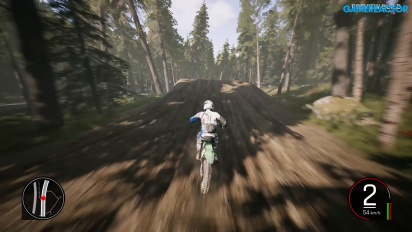 MXGP Pro - Exklusives Gameplay
