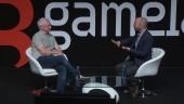 Jordan Mechner - Die Herausforderungen und Belohnungen von verschiedenen Medien - Gamelab-Panel