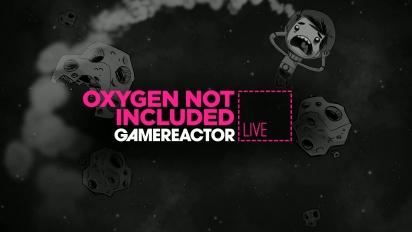 Oxygen Not Included - Livestream-Wiederholung