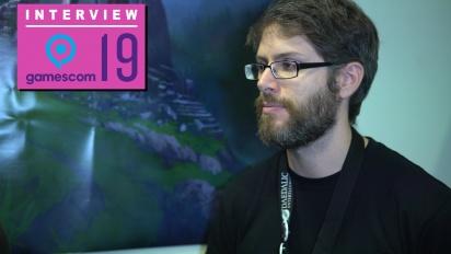 A Year of Rain - Interview mit Christoph Carstensen