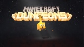 Minecraft Dungeons - Release Date Announce Trailer