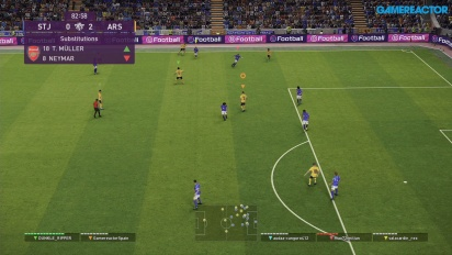 eFootball PES 2020 - Gameplay (Data-Pack 6.0) - St. Johnstone vs Arsenal