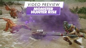 Monster Hunter Rise - Videovorschau