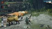 Monster Hunter Rise - Jagd auf den Groß-Izuchi (Gameplay)