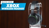 Xbox Wireless Headset: Quick Look