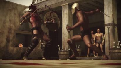 Spartacus Legends - Announcement Trailer