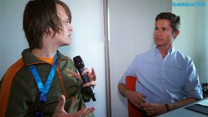 Sony Worldwide Studios - Interview Michael Denny Playstation