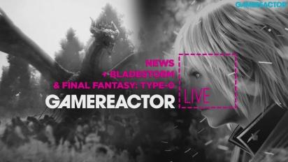 Bladestorm: Nightmare & Final Fantasy Type-0 HD - Livestream-Wiederholung